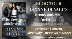 Tome Tender: Rendezvous With Yesterday by Dianne Duvall - Blog Tour