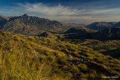 Andrew Shandro near Queenstown, New Zealand
