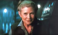 """Earlier this week, Carrie Fisher passed away at the age of 60,and we'll never forget her scenes in the Star Wars trilogy and last year's Star Wars: The Force Awakens, but unfortunately, her best scene in J.J. Abrams' film was left in the cutting room floor.  Writer Daniel McFadin postedthe clip on Twitter with the message: """"I really wish this had stayed in #TheForceAwakens. Genuine #CarrieFisher.""""  The clip shows General Leia telling one of her charg"""