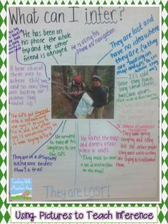 Teaching With a Mountain View: Tell Me a Story Tuesday  Using pictures to practice reading skills