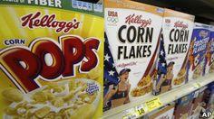 Kellogg's retira cereales por temor a contaminación con metales