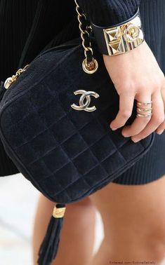 Chanel. #bag #bolsa