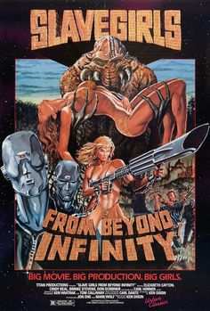 The poster is soooo much better than the actual movie -  25 of the Coolest Grindhouse Posters Ever - IGN