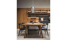 Arclinea Convivium - Arclinea Conceptstore Conference Room, Table, Furniture, Design, Home Decor, Meeting Rooms, Interior Design, Design Comics, Home Interior Design