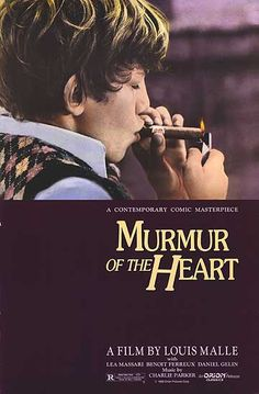 Murmur of the heart (Le souffle au coeur) - 1971 (Lea Massari & Gila von Weitershausen) Indie Movies, Old Movies, Film Blade Runner, Foreign Movies, Unique Poster, French Films, Film Quotes, Independent Films, Coming Of Age