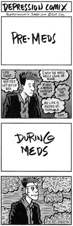 depression comix #006