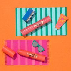 Birchbox August 2015 Sneak Peek - Laqa & Co Cheeky Lip Tints