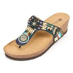 White Mountain 'BRILLIANT' Women's Sandal, Navy - 8 M White Mountain http://www.amazon.com/dp/B0076YPIH8/ref=cm_sw_r_pi_dp_A0favb1JS9HNE