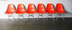 Vitra: Chairs, eames
