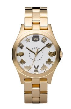 "Marc by Marc Jacobs 'Henry"" Bracelet Watch"