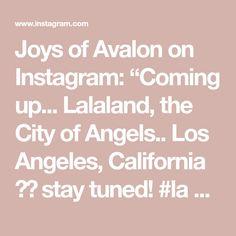 "Joys of Avalon on Instagram: ""Coming up... Lalaland, the City of Angels.. Los Angeles, California ❤️ stay tuned! #la #socal #losangeles #malibu #santamonica…"" City Of Angels, Santa Monica, Stay Tuned, California, Joy, Math, Travel, Instagram, La La Land"