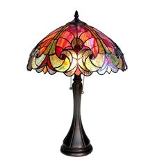 "CHLOE Lighting CH16780VR16-TL2 Table Lamp ""AMOR"""