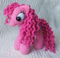 My Little Pony: Friendship is Magic crochet