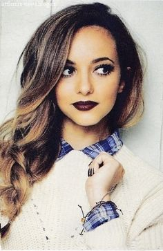 I love Jade's taste of makeup and the other girls from little mix xx :) <3