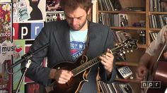 NPR Tiny Desk Concert with Chris Thile and Michael Daves. Good gravy, these guys are nuts. And superb. And super excellent.