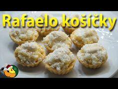 Rafaelo košíčky - YouTube
