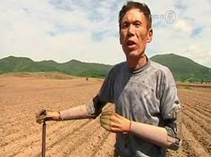 Chinese farmer builds his own bionic arms.