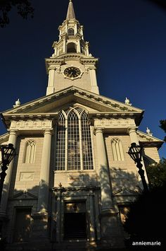 First Baptist Church in USA. Prov RI, RISD one of the oldest, if not the oldest in the USA