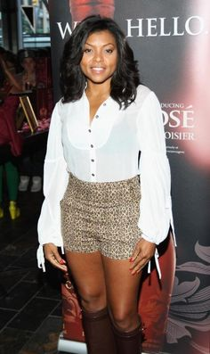 Get Taraji P. Henson's look for less! Check out this blog! #budgetfashion #style #celebrity