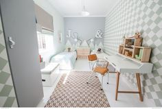 We visit a farmhouse outside Robertson to have a peak at Jaco's big-boy room makeover. Teen Bedroom Designs, Girls Bedroom, Big Girl Rooms, Boy Room, Kids Rooms, Boho Deco, Beautiful Bedrooms, Home Decor Bedroom, House Design