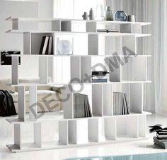 Biblioteca Modulo Divisor De Ambiente Monoambiente - $ 2.199,00