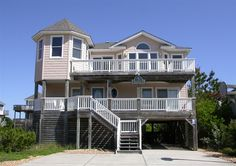 Twiddy Outer Banks Vacation Home - Seadation - Corolla - Oceanside - 6 Bedrooms