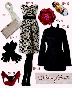 1000 Images About Winter Wedding Attire Guest On