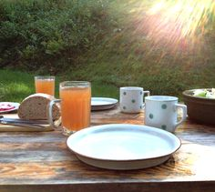 #cottage #breakfast