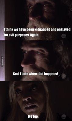 Z NATION S04E05 Doc cracks me up!