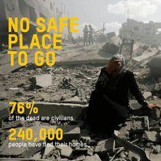 BE HUMAN. SAVE GAZA. SAVE HUMANITY.