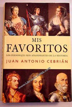 Mis Favoritos de Juan Antonio Cebrian