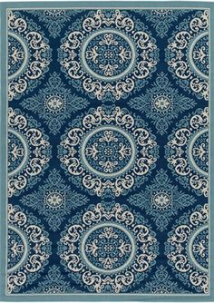Dining room rug: Surya Marina MRN-3009 Rugs | Rugs Direct 8' square $197