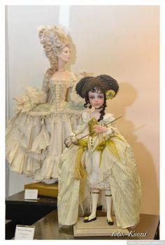 Весенний бал кукол на Тишинке №-3 foto. Kseni / Выставка кукол - обзоры, репортажи, информация, фото / Бэйбики. Куклы фото. Одежда для кукол