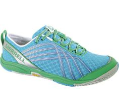 Road Glove Dash 2 - Women's - J58094   Merrell - Vibram soles