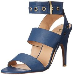 Joes Jeans Womens Kari Dress Sandal Indigo 75 M US * More info could be found at the image url.