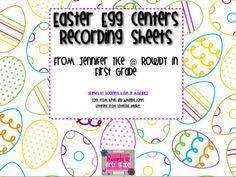 Easter Egg Centers