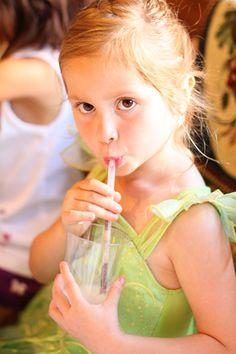 Tinkerbelle needs her pixie dust milkshake