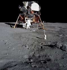 45 years ago, today (20th July, 1969)… Neil Armstrong, Buzz Aldrin and Michael Collins landed on the Moon…