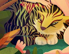 """Check out new work on my @Behance portfolio: """"Jungle"""" http://be.net/gallery/51358243/Jungle"""