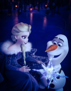 Everytime I See Her I Feel Relaxed...I Love You Elsa!!!