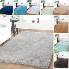 featuring a deep luxurious pile u0026 soft yarns this rug will add comfort and elegance to any deccor made of thick yarn this shag has a