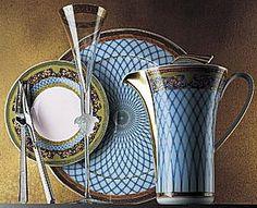 Buy DINNERWARE - VERSACE - RUSSIAN DREAM-Custom Order - China Royale
