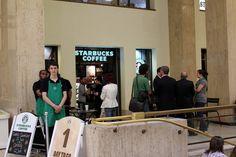 Starbucks Belgium / Central Station