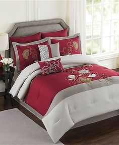 ASDA Bedding   Red Poppy | Bedroom | ASDA Direct | Our Bedroom | Pinterest  | Red Design, Poppy Red And Bedrooms