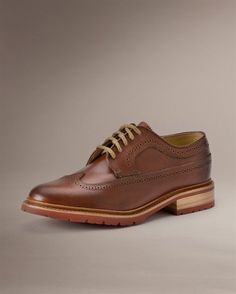 37c782522f3 James Lug Wingtip - View All Men s Shoes - The Frye Company The Frye  Company