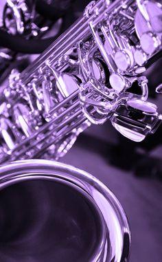 saxophone...