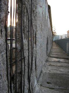 Berlin - Mauerreste