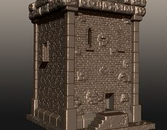 """Check out new work on my @Behance portfolio: """"Fort 