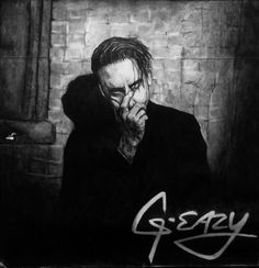 G-Eazy pencil draw