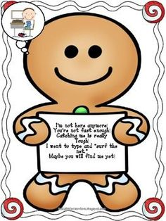 ... - Gingerbread on Pinterest | Gingerbread Man, Gingerbread and Hunt's